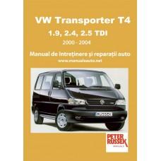 VW TRANSPORTER T4 DIESEL (2000-2004)