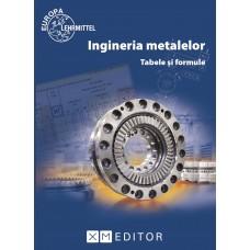 Ingineria Metalelor - Tabele si formule