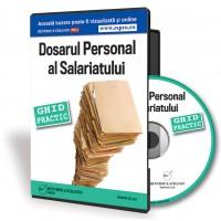 CD Dosarul personal al salariatului