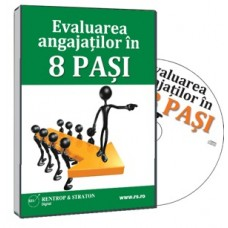 CD - Evaluarea angajatilor in 8 pasi