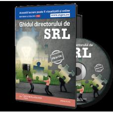CD - Ghidul Directorului SRL